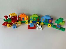 LEGO DUPLO Learn To Count Number Train (10558)