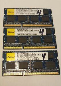 """MSI 15.6"""" GT60-0NE MS-16F3 OEM SODIMM RAM Memory 4GB PC3-12800S M2S4G64CB8HG5N"""