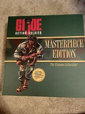 Hasbro GI Joe Masterpiece Edition Black Haired Action Soldier Mint Condition