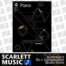 AMEB Piano Grade 4 Series 17 Book *BRAND NEW*