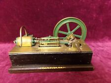 Stationary Engine Steam Model