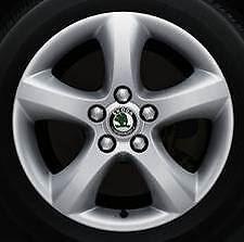 "Skoda Roomster Antares 15"" Single Alloy Wheel (CCH700004)"