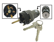 Ignition Starter Switch w/ Cylinder & Keys For 1967 Ford Mustang & More