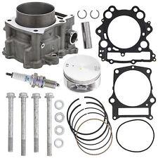 Cylinder Piston Gasket Top End Rebuild Kit for Yamaha Raptor 660R 2001-2005