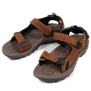 Sandal Brown Suede Sandal size  11m