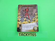 2015 UD MARVEL 3D LEGENDARY DECK PLAYING CARD DEADPOOL HEY, CAN I GET A DO-OVER?