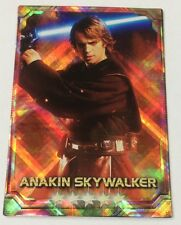 Anakin Skywalker STAR WARS Force Collection Promo Card Holo / Shiny Japanese