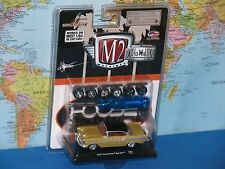 M2 Machines 1969 Chevrolet Camaro SS 396 Diecast Auto Wheels & VHTF
