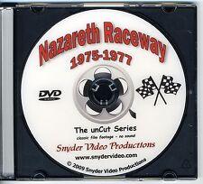 Nazareth Raceway 1975-1977 DVD - Snyder Video Productions