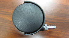 Swivel caster wheel furniture office replacement 50 mm wheel