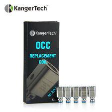 GENUINE Kangertech® Subtank OCC  - TopTank - Nebox -SubVod Coils (5-Pack) 0.15