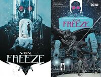 BATMAN: WHITE KNIGHT Presents VON FREEZE #1 Sean Murphy BLACK LABEL Ships NOW