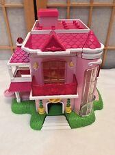 Squinkies Blip Barbie Dream Play House Dispenser