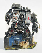 FIGURINE DREADNOUGHT VENERABLE PEINT Chevalier Gris Warhammer 40k