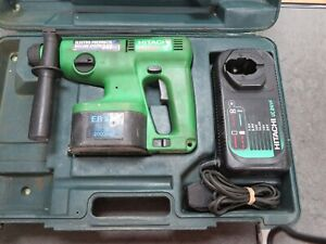 Hitachi Dh20dv Cordless SDS Hammer Drill 24 Volt *FREE POSTAGE*