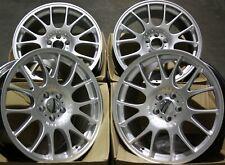 """19"""" S CH Alloy Wheels Fits Cadilac Bls Fiat 500x Croma Saab 9-3 9-5 5x110 Pcd"""