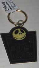Nightmare Before Christmas Brass Jack Key Chain