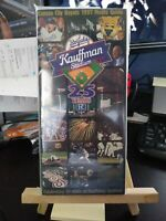 OFFICIAL 1997 KANSAS CITY ROYALS MEDIA GUIDE NEW IN PLASTIC