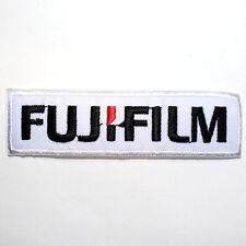 Fuji Film Digital Camera Lens Photographer Shirt Embroidery Applique Iron Patch