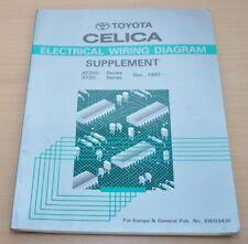 toyota celica t18 werkstatthandbuch   eBay on