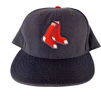 Boston Red Sox On Field Fitted Hat Red Socks New Era 59Fifty MLB Cap