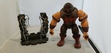 JUGGERNAUT - MARVEL LEGENDS TOY BIZ LOOSE COMPLETE w/DIORAMA STAND