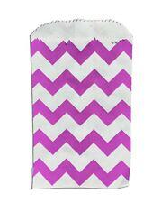 200 Purple Kraft Mini 3x5 Inch Bags Ittibitty Goody Paper Bagsparty Favor Bags