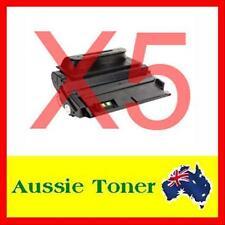 5x Q5942X Bk Toner for HP 42X Laserjet 4250, Laserjet 4350