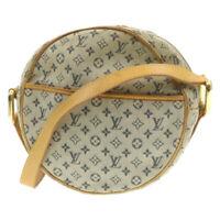 LOUIS VUITTON Monogram Mini Jeanne GM Shoulder Bag M92000 LV Auth 19527