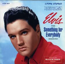 Elvis Collectors 4 CD FTD - The Something For Everybody Sessions