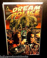 DREAM POLICE #1 1st Print Straczynski Deodato Icon Marvel Comics 2005 VF