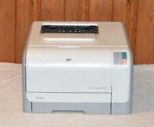 HP Color LaserJet CP1215 Workgroup Laser Printer *Bundle*