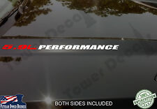 5.9L PERFORMANCE Hood vinyl sticker decals emblem logo fits:Magnum Cummins Turbo