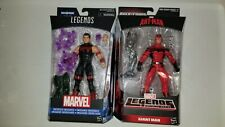 Marvel Legends Lot Wonder Man And Giant Man New In Package