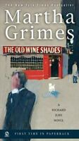 The Old Wine Shades (Richard Jury Mystery) by Grimes, Martha