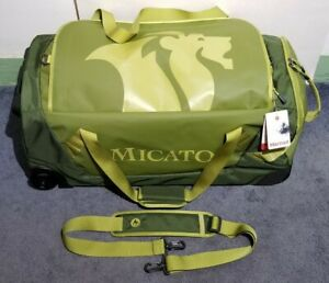 Rare Marmot Micato Safari's Moss/Green Gulch 900304 Medium Rolling Hauler (New)
