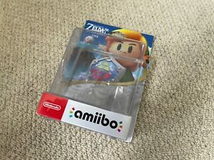 EMPTY BOX Nintendo Amiibo - The Legend of Zelda (Links Awakening)