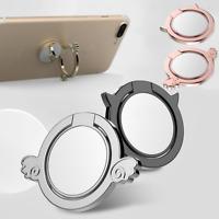 Selfie Finger Ring Socket Mobile Phone Grip Holder Stand For Iphone  !