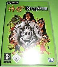 Hugo Krypton (PC - Spiel) Die neue Hugo-Compilation ist da!