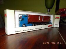 Volvo Container Grimaldi ACL SZ Bobe Bad Salzuflen Werbemodell 57203