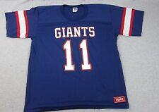 Vintage Rawlings XL New York NY Giants Phil Simms # 11 Jersey Shirt 50/50 M