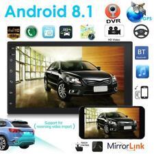 7 inch HD  Android 8.1 Car Stereo 16GB GPS Navigation WiFi USB Radio FM Receiver