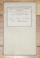 CARTE MORLAIX Librairie Militaire DUMAINE N°58 Geographie BRETAGNE 1856