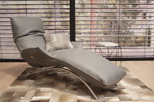 Koinor Joleen Relaxliege P4 In Leder B Buffalo Concrete