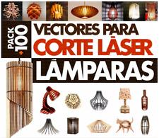 200+ Lamp Pack Laser Cut Vector DXF CDR CNC 3D files pantograph CNC router