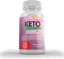 KETO BODYTONE ADVANCED WEIGHT LOSS & FAT BURNER FORMULA (60 CAPSULES)