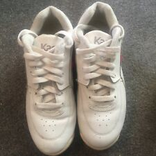 kaepa cheerleading shoes cheer shoes sport girls womens size 6