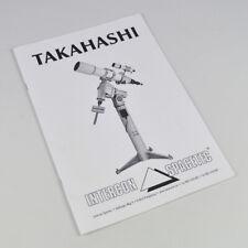 Takahashi Prospekt - Intercon Spacetec - Katalog - Deutsch / German - Brochure