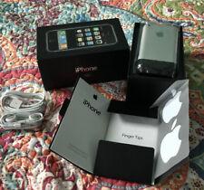 Apple iPhone 1st Generation- 8GB W/ Box