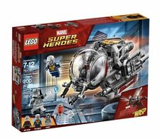 Lego 76109 Ant-Man & The Wasp: Quantum Realm Explorers BRAND NEW